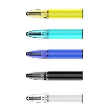 Best selling 0.5ml vape custom logo colored Oem odm disposable 1.0ml cbd vape pen